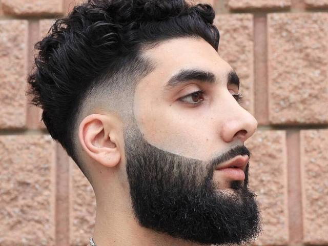 32 hairstyles for men with thick hair (best of 2017)