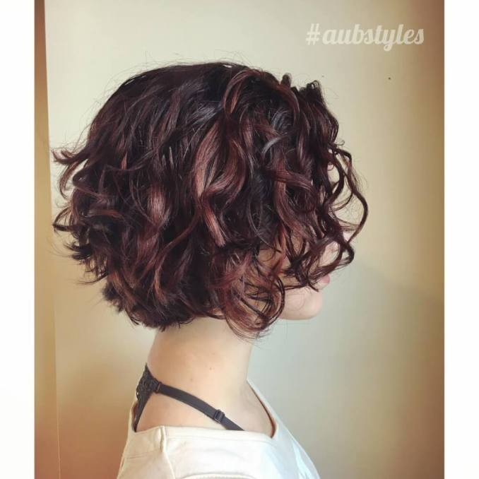 Image Result For Short Hairstyles For Women Over With Curly Hair
