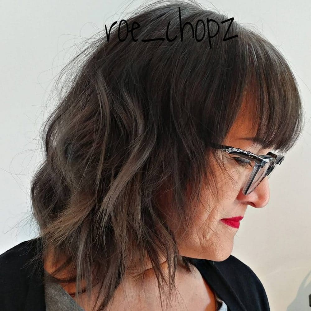 26 Modern Shag Haircuts To Try In 2019
