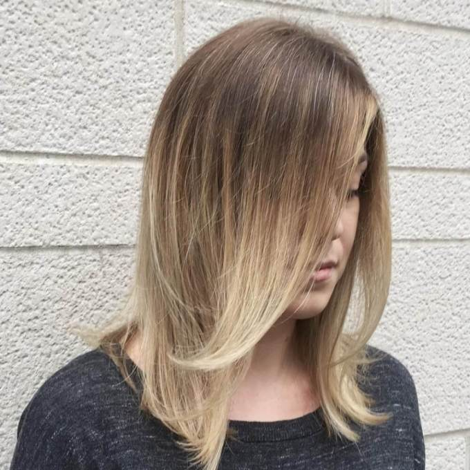 51 stunning medium length layered haircuts & hairstyles for 2019