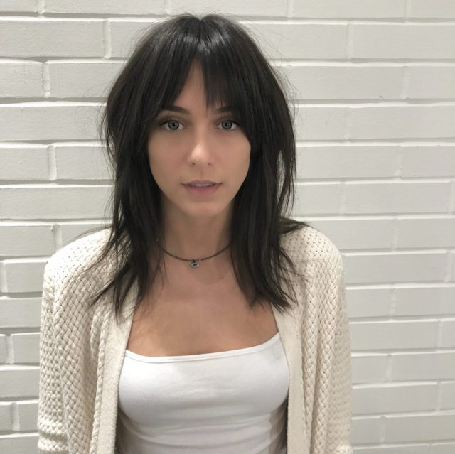 37 hottest fringe bangs trending in 2019