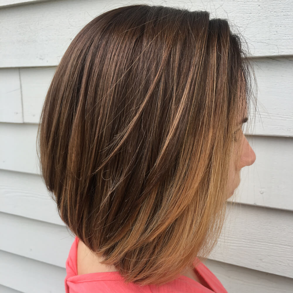 Layered Low Maintenance Medium Length Hairstyles For Thin ...