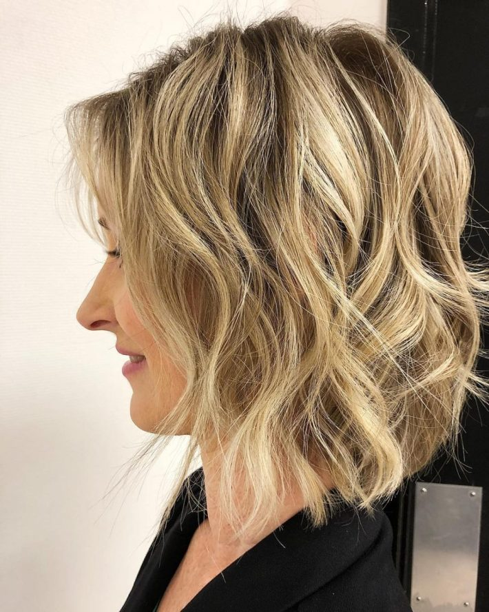 hairstyles haircuts fine bob thin haircut hairstyle length neck inverted happening cortes asombrosos sucediendo cabello pelo wavy cheveux fino superbes