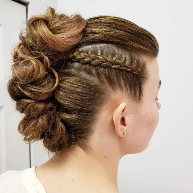 34 cutest prom updos for 2019 - easy updo hairstyles