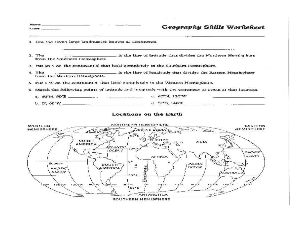 Uncategorized Map Skills Worksheet worksheet map skills fiercebad and essay free 39 student passport template files for word ian bean 10th grade