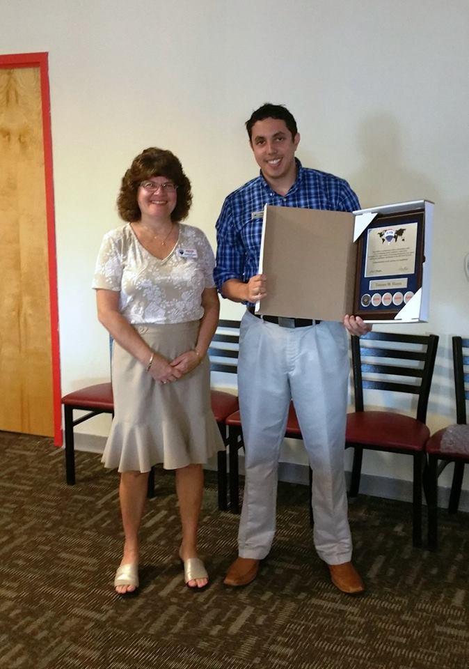 2014 Executive Club Award