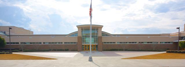 Mascot High School Lee County East