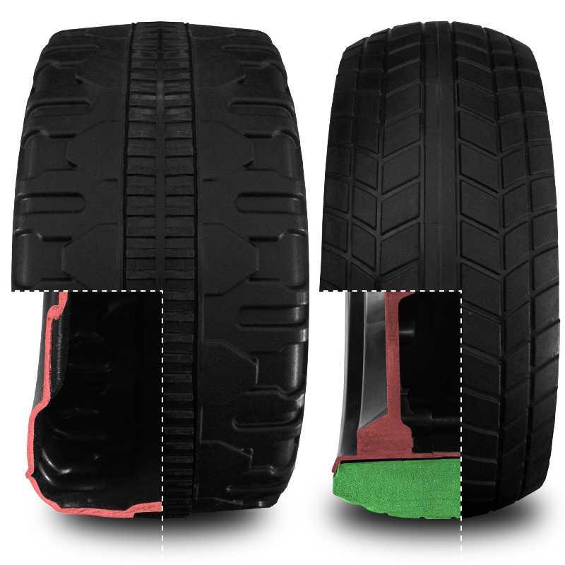 EVA tires