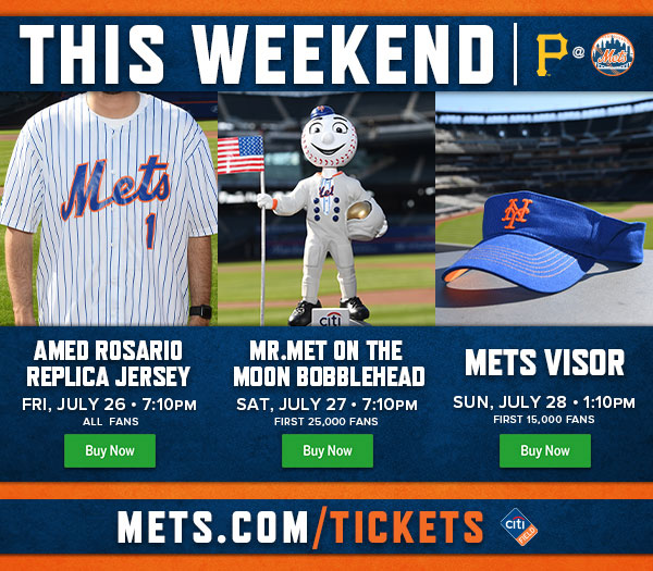 on sale 290fc 5a2c0 ☀😎 ⚾ The Mets Are Back In Town! | Say Hello To Baseball