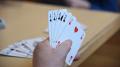 القصرين: يخرقون حظر التجوّل للعب الورق!