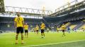 الكرة زمن الكورونا: صور غريبة من الملاعب الالمانية
