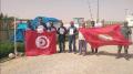اعتصام عمال حقلي نوارة والواحة