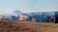 قعفور: حريق هائل بمخزن للأعلاف