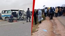 صفاقس: وفاة 4 أشخاص وإصابة 6 آخرين بجروح خطيرة في حادث مرور