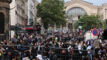 الآلاف في فرنسا يتظاهرون ضدّ قيود وقائية جديدة أعلنها ماكرون