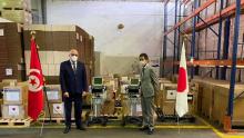 اليابان تمنح تونس هبة صحية بقيمة 12.4 مليون دينار