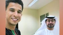 فراس بلعربي: غادرت النجم من الباب الكبير .. وخيّرت الإمارات