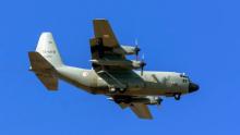 توجيه 35 جهازاً لتكثيف الأكسيجين الى جربة بواسطة طائرة عسكرية