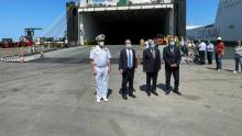إيطاليا تواصل إرسال المساعدات الطبية إلى تونس