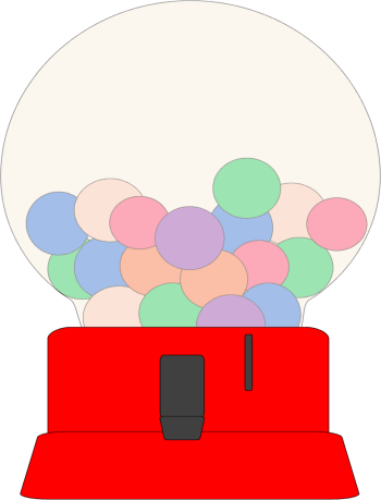 Gumball Machine Clip Art Gumball Machine Image