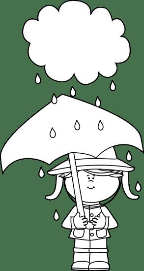 Rain Clip Art - Rain Images (293 x 550 Pixel)