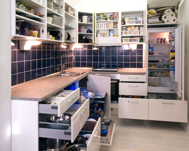 5 clever kitchen storage ideas that you may not have heard of - kukun