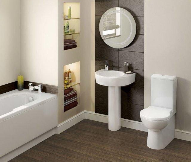 Vanity Mirror In Bathroom