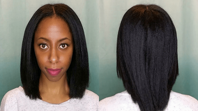 4 Ways To Straighten Amp Curl Natural Hair