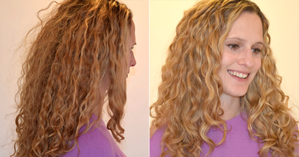 How To Sleep Amp Refresh 2nd Day Curly Hair