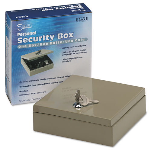 Personal Security Box