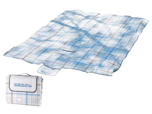 couverture de pique nique 250 x 200 cm croisillons