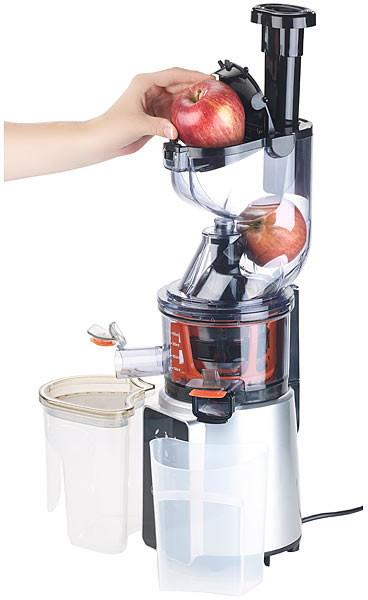 extracteur de jus digital 200 w dsj 200 pour fruits entiers
