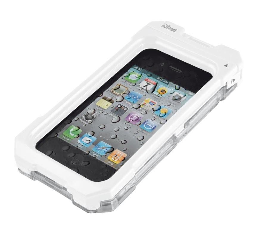 coque etanche pour iphone 4 et 4s trust