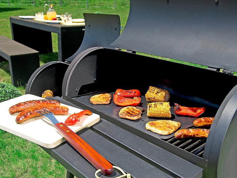 tapis de cuisson antiadhesifs reutilisables pour four et barbecue x3