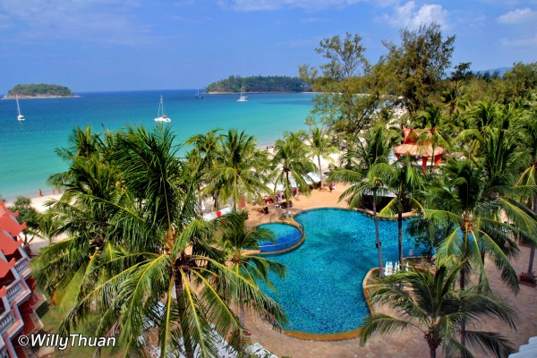Best Kata Beach Hotels: Hotels Right on the Beach in Kata