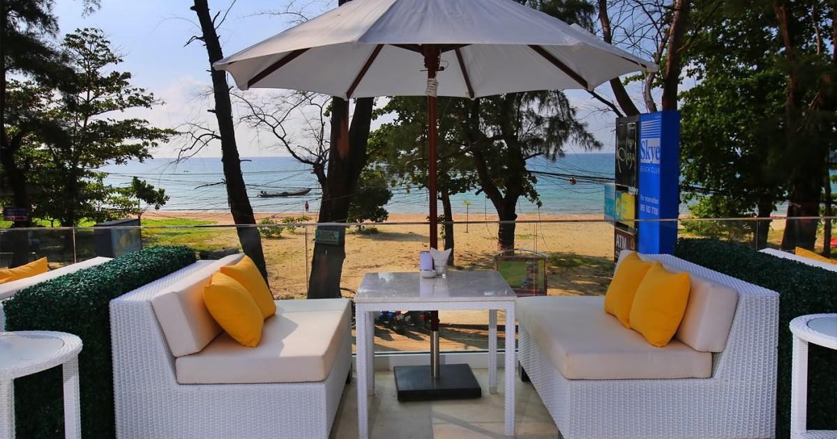 Skye Beach Club Nai Yang