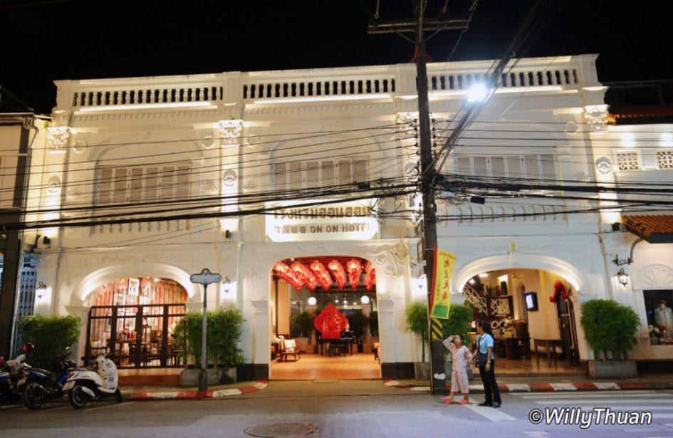 Best heritage hotels in Phuket