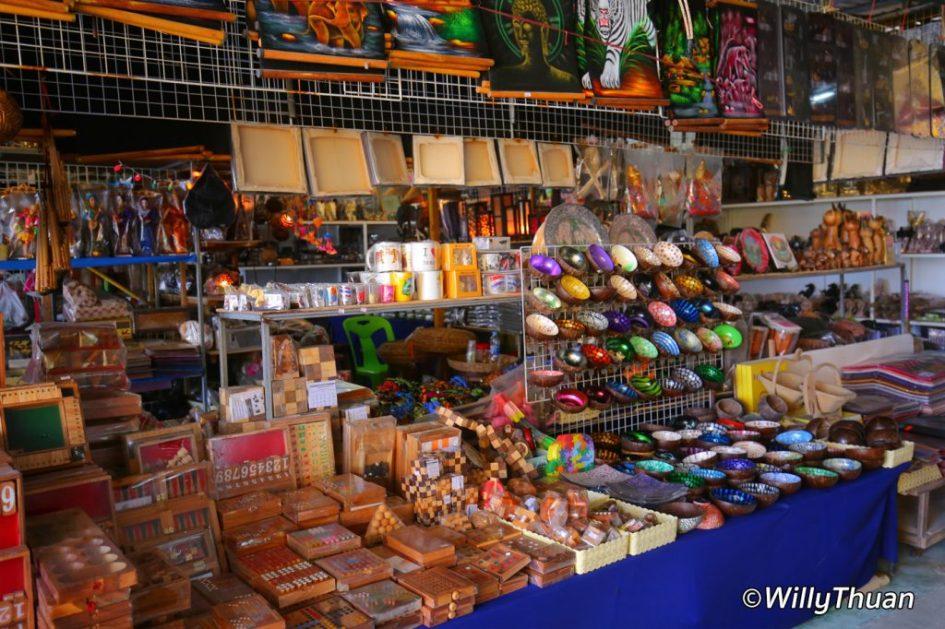 Karon Night Bazaar