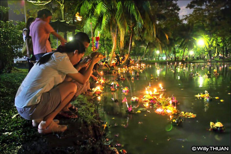 Loi Krathong in Phuket