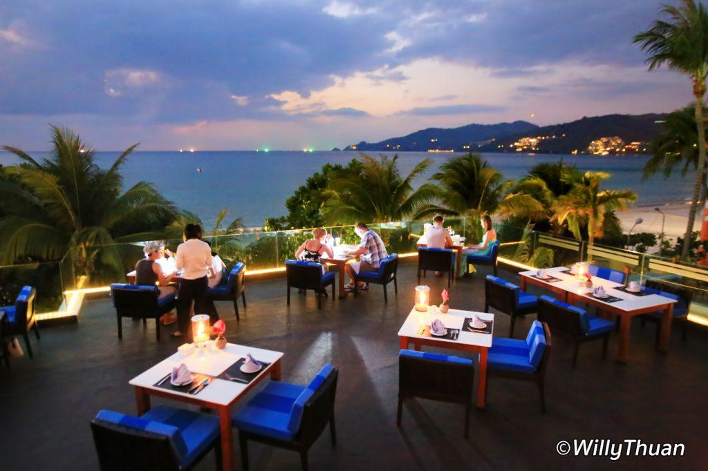 Surface Rooftop Bar at La Flora Resort