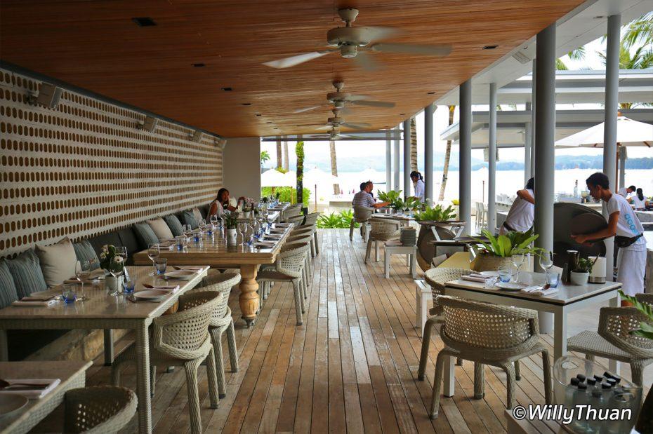 Palm Seaside Restaurant