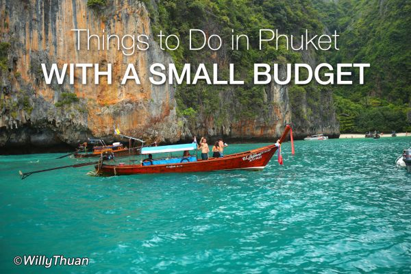 12 Things to Do in Phuket with a Small Budget (updated)