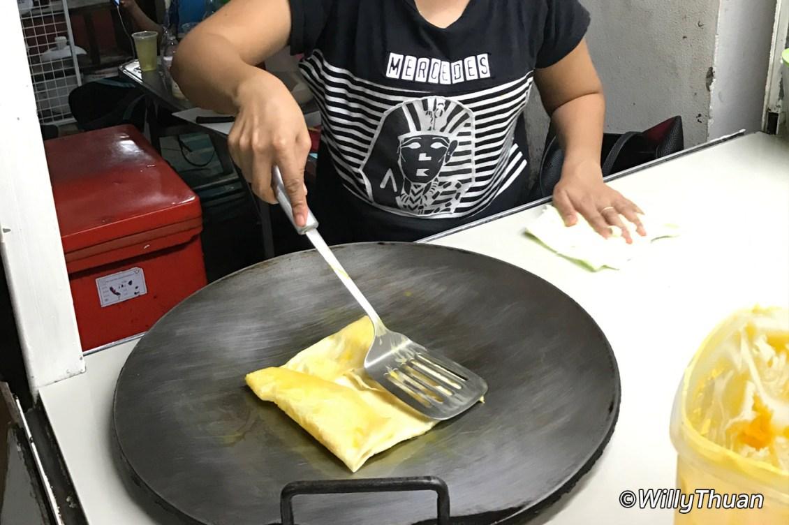 Pancakes in Phuket