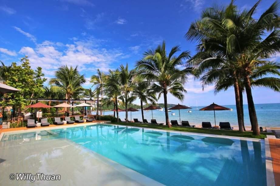 Bandara Villas in Ao Yon Beach