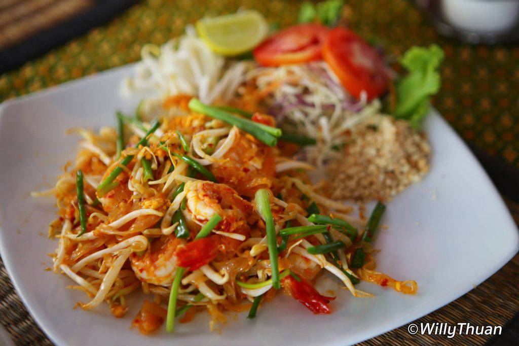 Pad Thai in Phuket