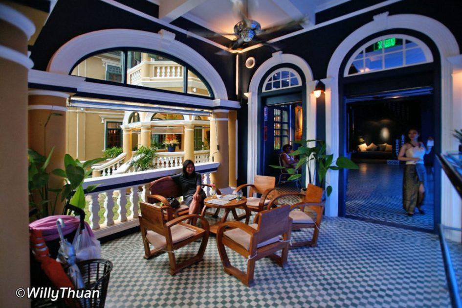 The Blue Elephant Restaurant Phuket