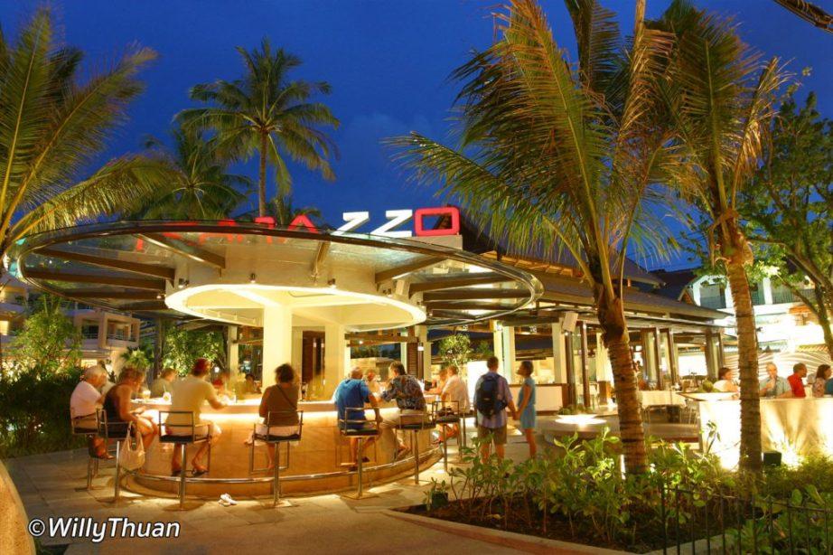 Terrazzo at Holiday Inn Phuket