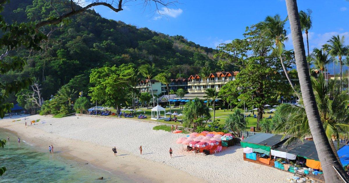 Hotels near Patong Beach, Phuket - BEST HOTEL RATES Near