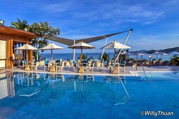 Cape Sienna Hotel in Kamala Beach