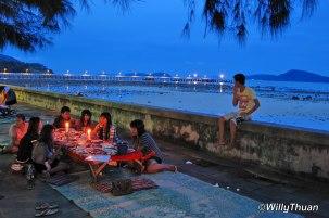 Rawai Beach in Phuket